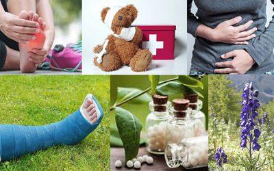 Cursus eerste hulp met homeopathie